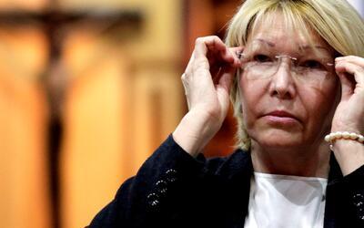 Exfiscal general venezolana huye a Colombia tras vincular a Maduro con e...