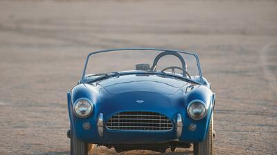 El primer ejemplar del Shelby Cobra se convierte en el auto estadounidense más caro en subasta