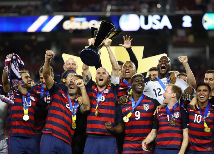 Estados Unidos es el campeón de la Copa Oro 2017 GettyImages-823281624.jpg
