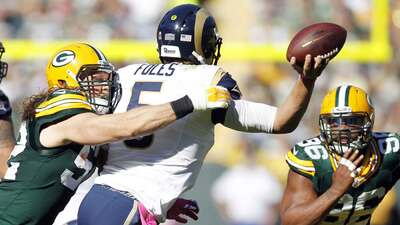 Highlights Temporada 2015 S5: Green Bay Packers 24-10 St. Louis Rams