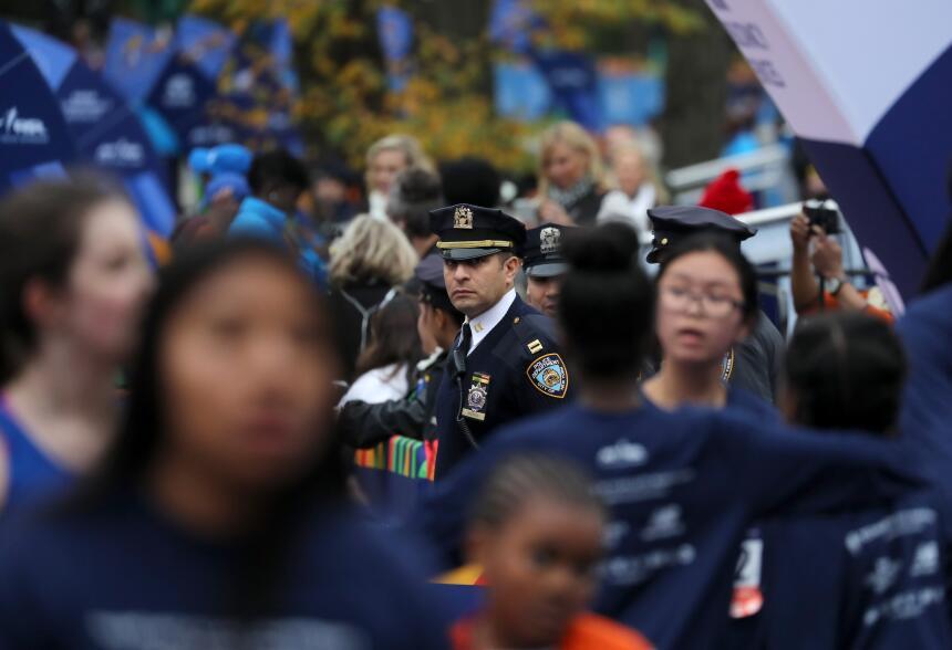 Maratón de Nueva York, con primer triunfo estadounidense en mujeres en 4...