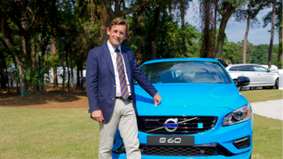 Lex Kerssemakers, Presidente de Volvo Cars de Norte America