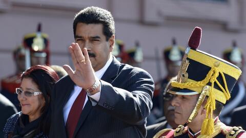 Esposa de Maduro acusa a la DEA de secuestrar a sus sobrinos maduro.jpg
