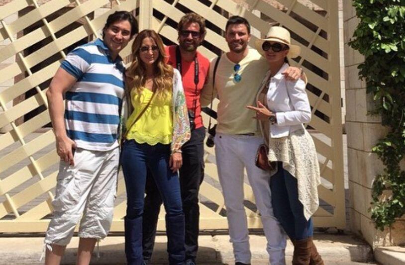 Marjorie de Sousa: La mujer en medio de una fuerte amistad entre Juli&aa...