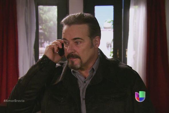 Dionisio quiere que Yago y su familia pidan la mano de Natalia esa misma...