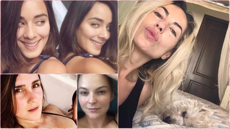 Bárbara Mori se deja ver sin maquillaje y sorprende con su belleza