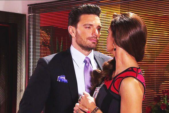 Cuídate Patricio porque Chava está más y más cerca del corazón de Sofía.