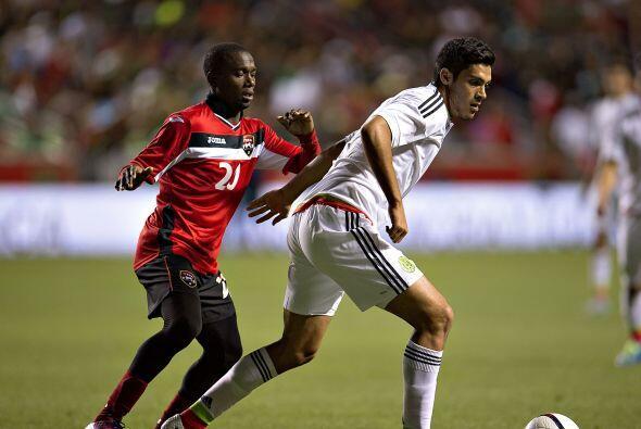 El encuentro ante Trinidad y Tobago sirvió para probar jugadores y darle...
