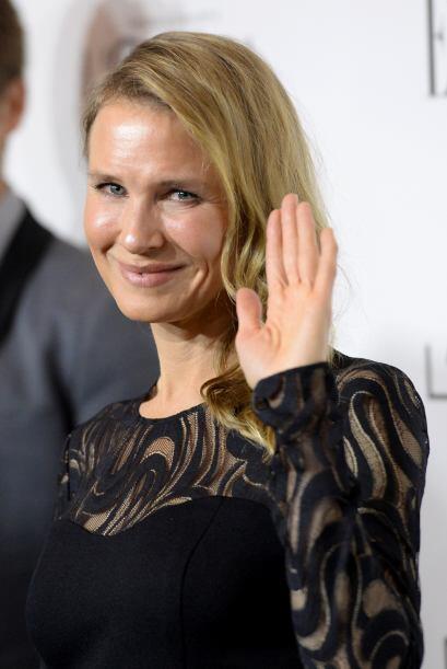 "Fue en 2001 que Renée Zellweger protagonizó la cinta ""The Bridget Jones'..."