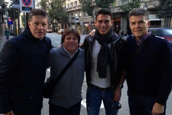 Durante el viaje al extranjero, el técnico de la Selección...