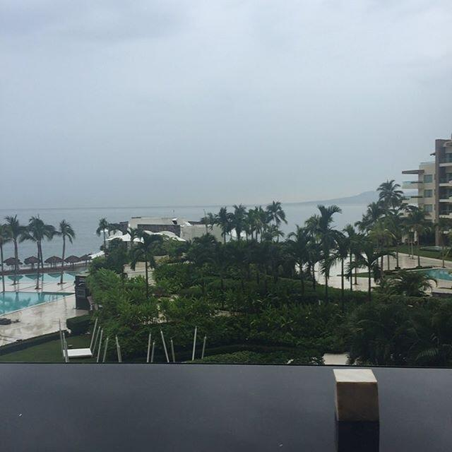 Así viven el huracán Patricia