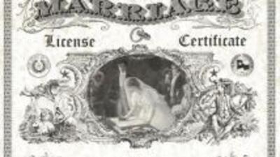 Licencias de matrimonio Condado Harris