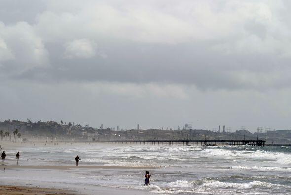 En Estados Unidos, las costas de California y Oregon podrían ser las más...