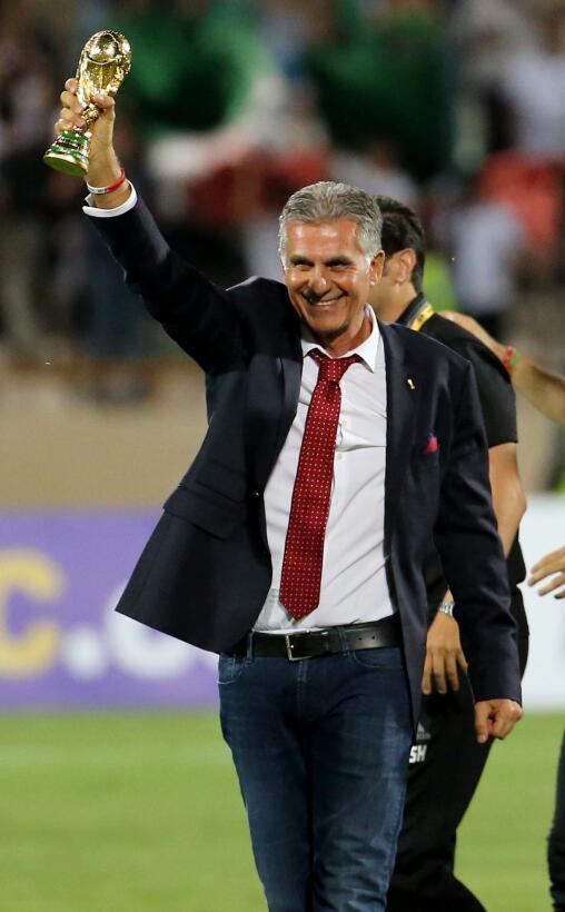 Queiroz: lo echaron del Real Madrid y ahora es el Príncipe de Persia Get...
