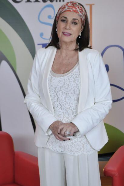 """Hace unos meses Helena Rojo fue parte del elenco de """"Por Ella Soy E..."""
