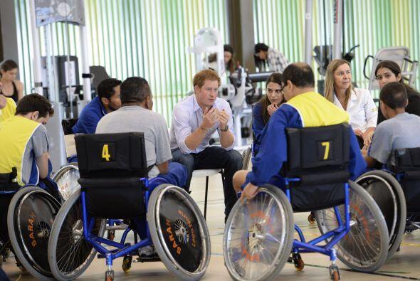 En sus días en Brasil se le ha visto mostrando su lado más humano al pre...