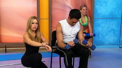 Claudia Molina te ayuda a prevenir que los ejercicios te dejen lesionado