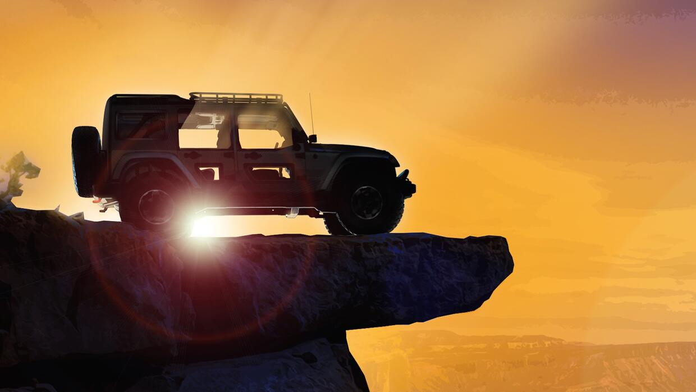 Jeep Switchback Concept preparado especialmente para la 51a edición del...