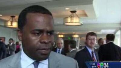 Galardón para alcalde de Atlanta