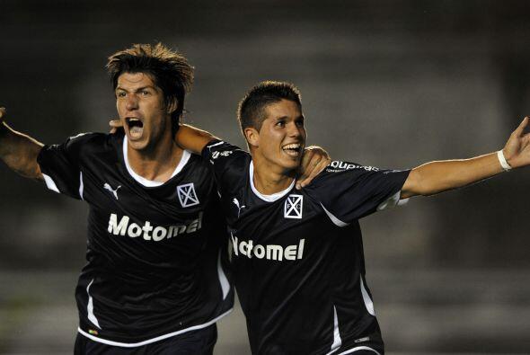 La fase previa de la Libertadores 2011 comenzó con buen ritmo para Indep...