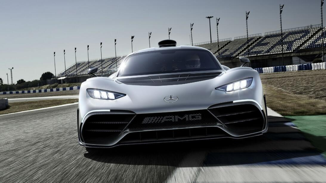 Mercedes-AMG Project ONE hypercar m-b projecto one 01.jpg