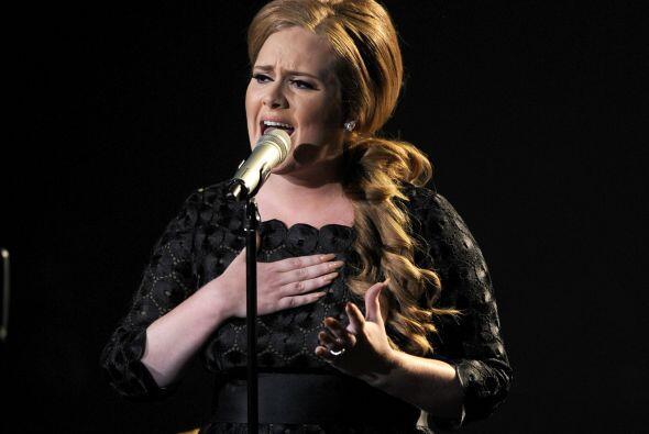 Adele ha impactado el gusto mundial gracias a su expresiva voz y al uso...