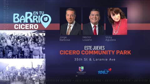 En Tu Barrio Cicero 2016