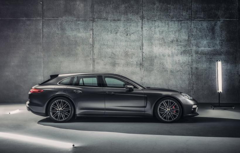 Porsche Panamera Sport Turismo  2018