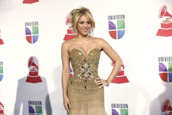 Shakira: Esta sensual colombiana es una de las cantantes latinas más fam...