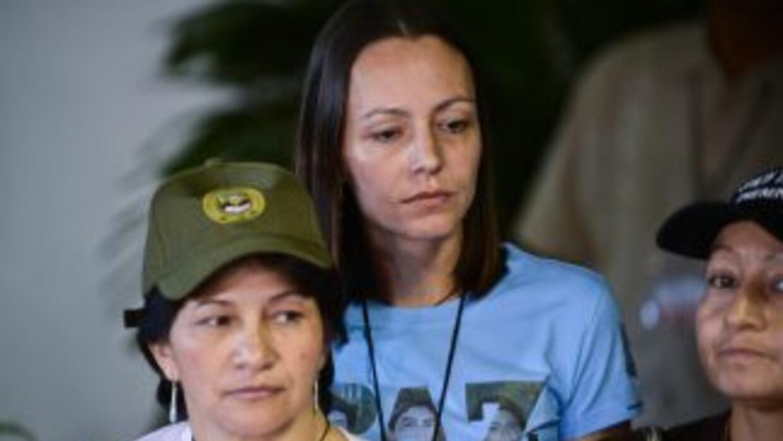 Miembros de la guerrilla de las FARC.