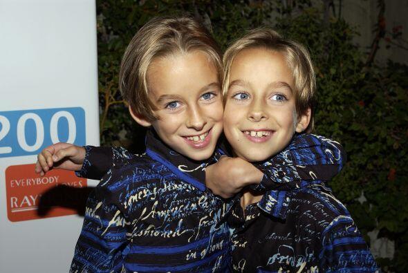 El chico, junto a su gemelo Sullivan, salió en el popular programa 'Ever...