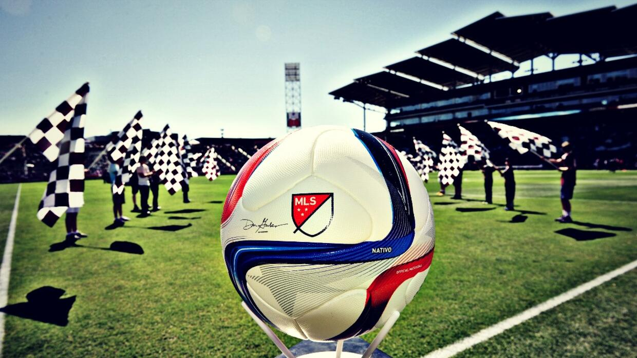 NATIVO, la pelota oficial de la Major League Soccer para la temporada 2015
