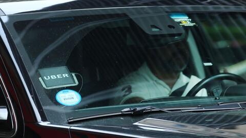 Usuarios de Uber en Houston tendrán la opción de dar propina a sus condu...