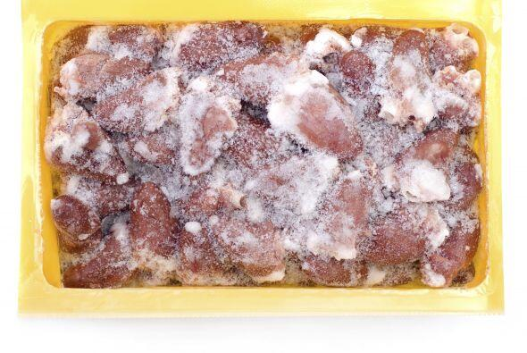 -Nunca descongeles los alimentos a temperatura ambiente. Los alimentos p...