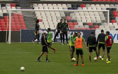 Juan Carlos Osorio ya tendría casi definido el once para enfrentar a Ale...