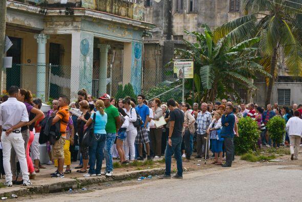 Mientras el gobierno de EE.UU. volvió a pedir a Cuba la liberación del c...
