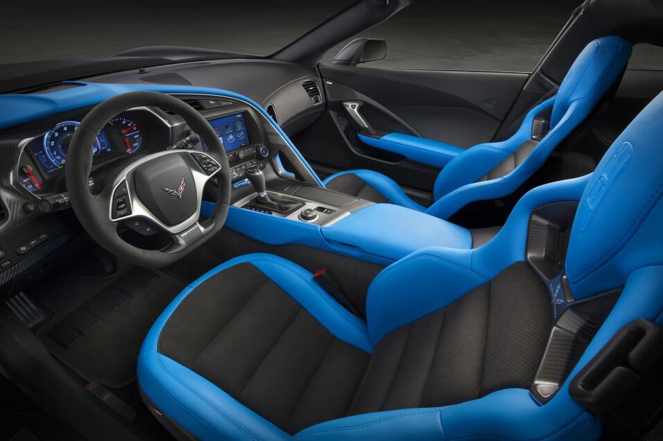 Imágenes Chevrolet Corvette Grand Sport 2017