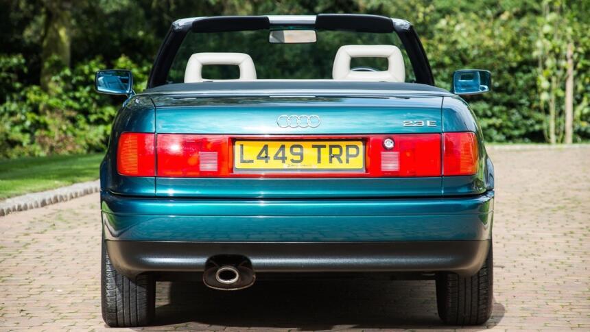 El Audi Cabriolet de la Princesa Diana en fotos image-thumb-3.jpg