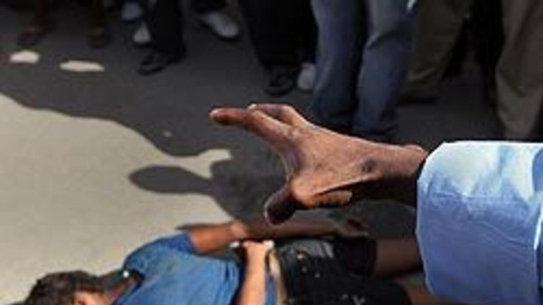 Patrulla dominicana baleó a dos haitianos que robaban motocicleta (prens...