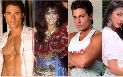 Los años no perdonan: así se veían estos famosos en...