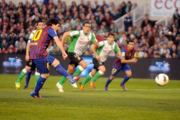 Al minuto 56 se marcó un penalti y el cobrador no podía ser otro que el...