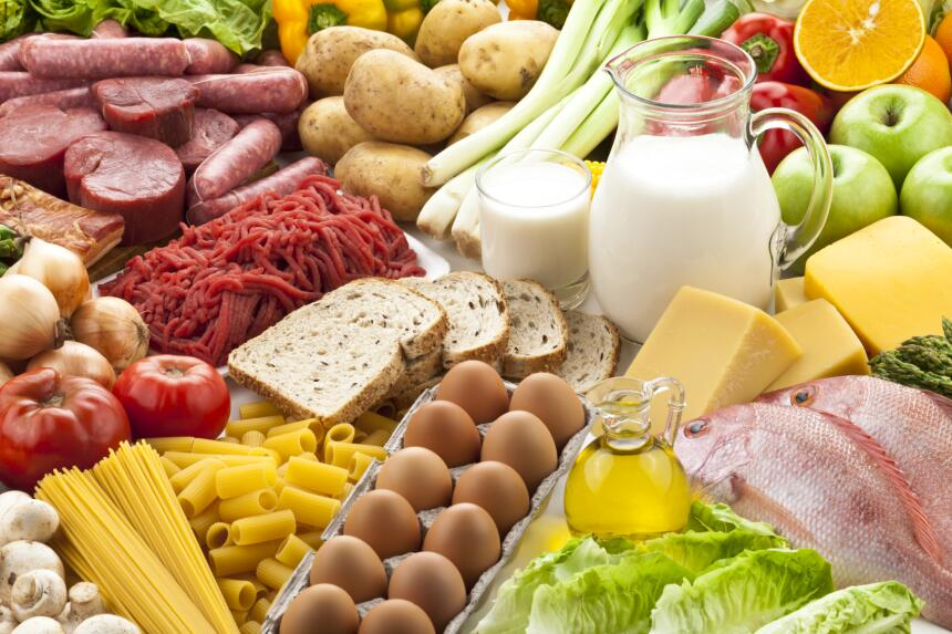 Una buena alimentación es esencial para el día a dí...