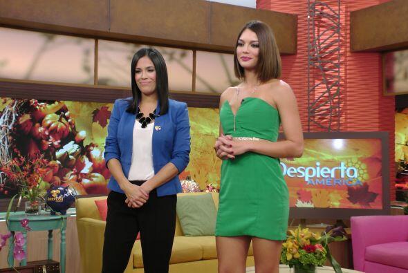 Karla Martínez y Zuleyka Rivera prometieron un programa muy espec...