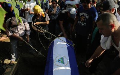 Grupos independientes sitúan la cifra de muertos en las protestas...