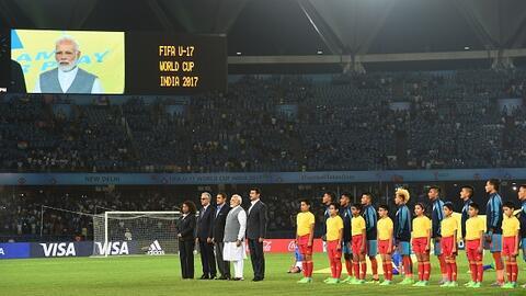 Definidos los octavos del final el Mundial Sub 17