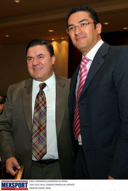 Otro taekwondoin inmerso en la política es Victor Estrada que en el 2006...