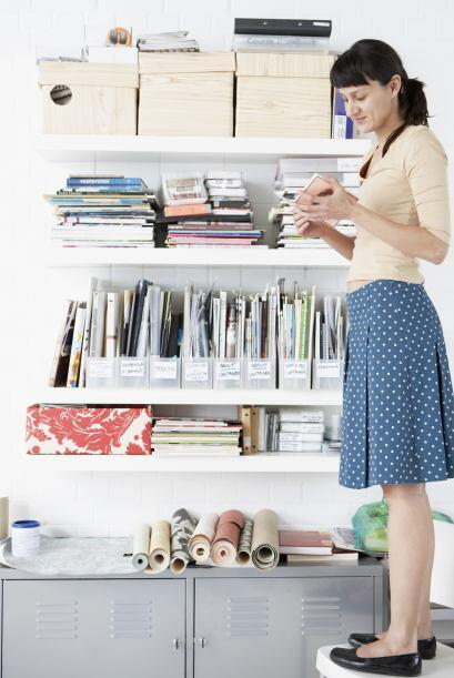 Primero tú casa Haz un inventario de tus cajones, armarios y clos...