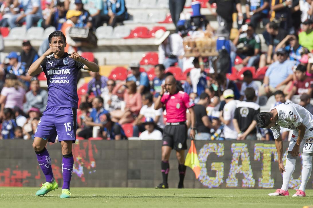 Jaguares consiguió empate con sabor a triunfo de su visita a Querétaro A...