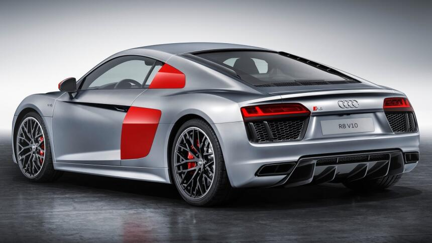 Audi R8 Coupé Audi Sport Edition