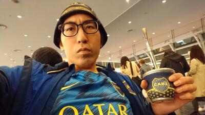 ¡Pagó un dineral, viajó de Japón a Argentina para el Superclásico y… no lo vio!